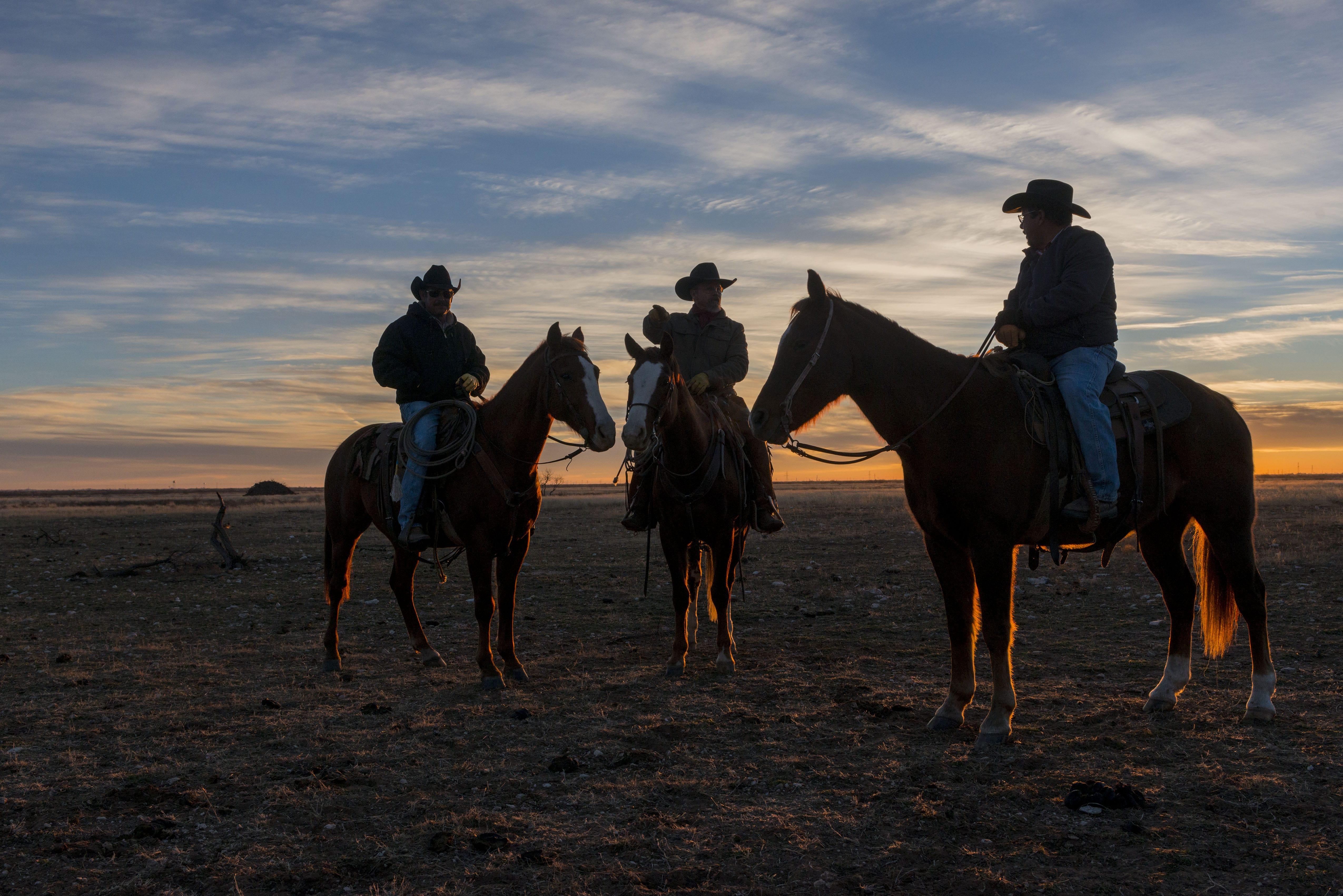 West Texas Cowboys