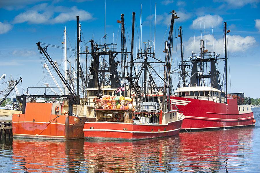 New Bedford Port