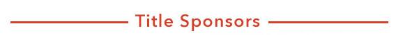 Title sponsor title graphic
