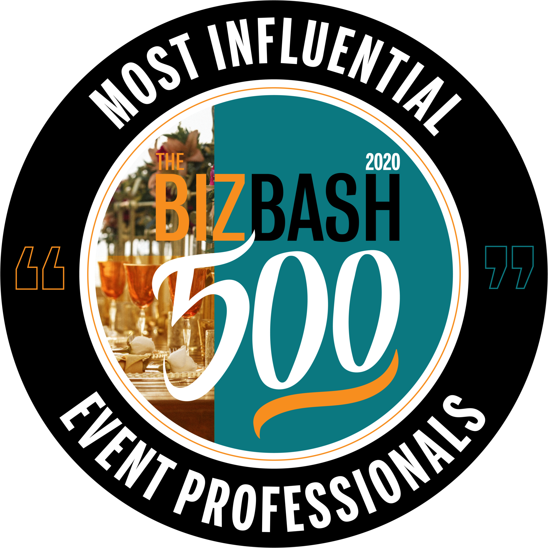2020 BizBash Award