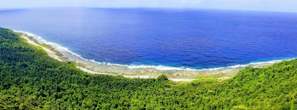 The Beaches of Eua