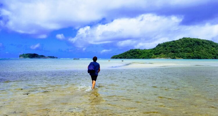 One of the best adventures in Samoa is spending a day or two on Namua Island