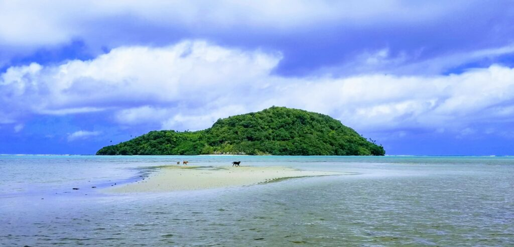 Namua Island is an adventure in Samoa that cannot be missed