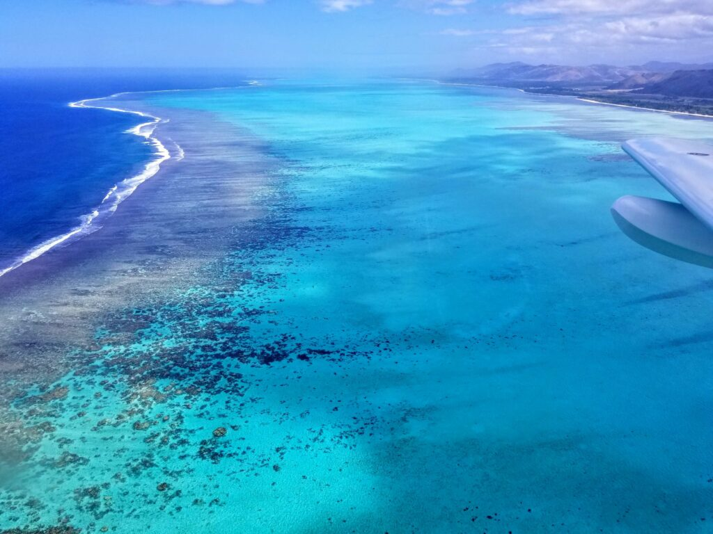 New Caledonia's Stunning Lagoon and Reef