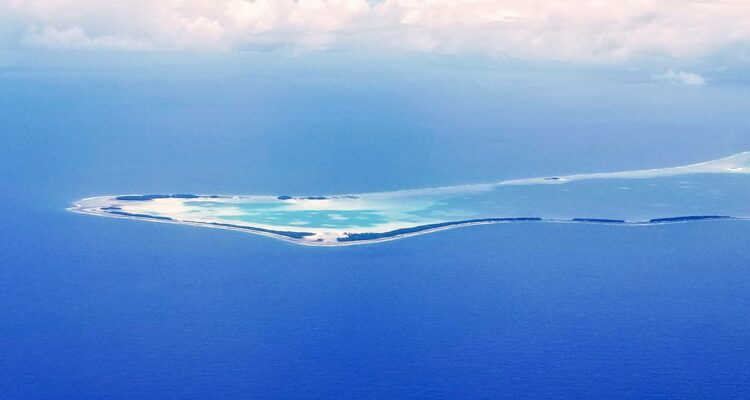 Is Tuvalu worth a visit? Take a look at this picture
