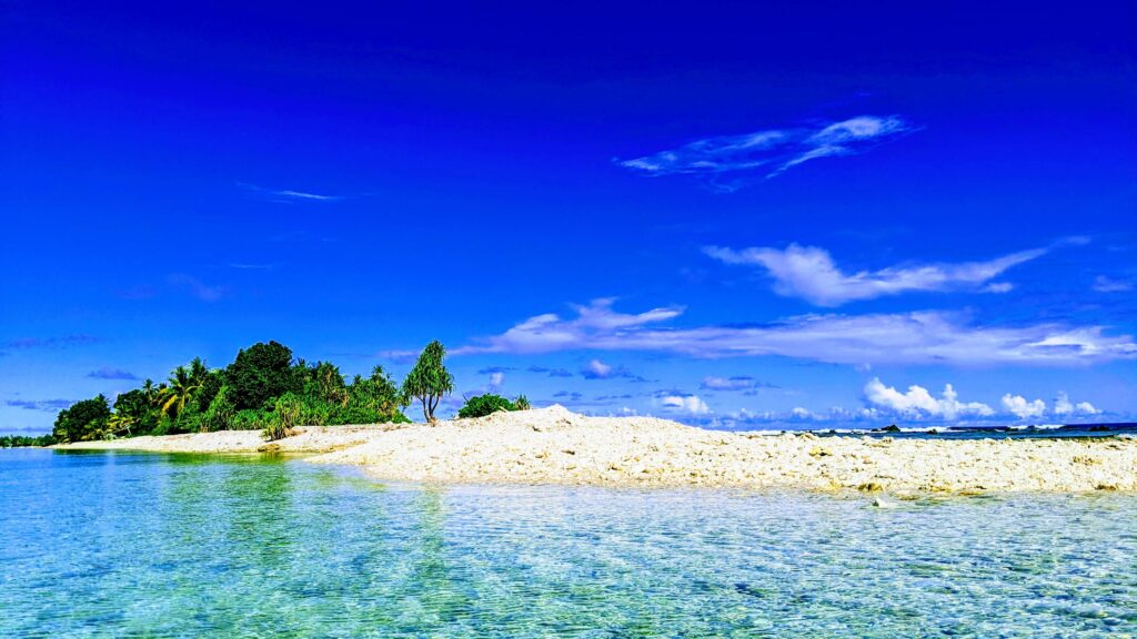 Islets of Tuvalu make it a place worth visit