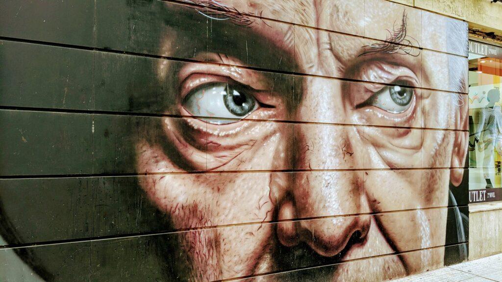 Street Art Montevideo Ciudad Vieja