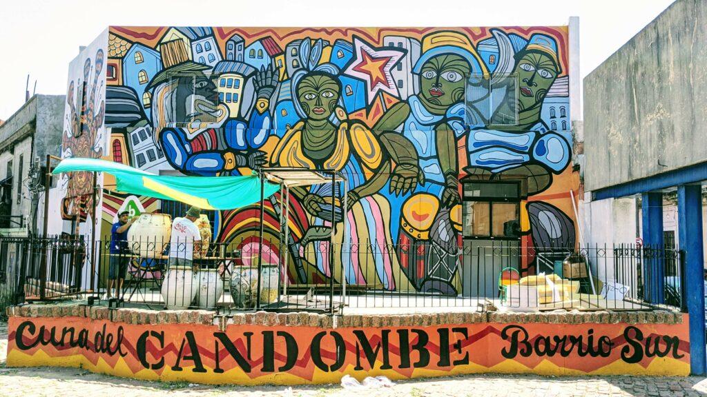 Candombe Street Art Montevideo