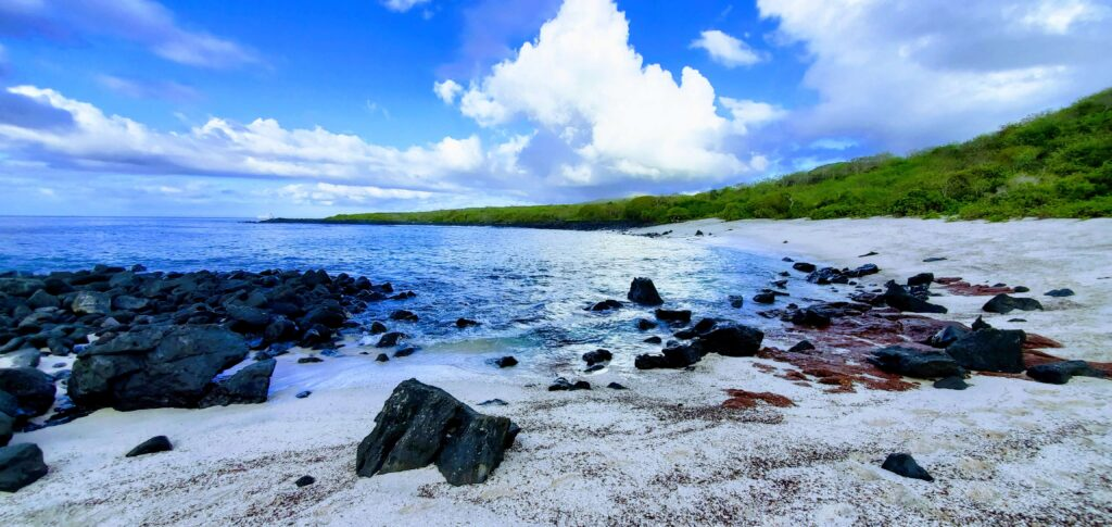 Puerto Baquerizo Galapagos is free on a budget of anyone