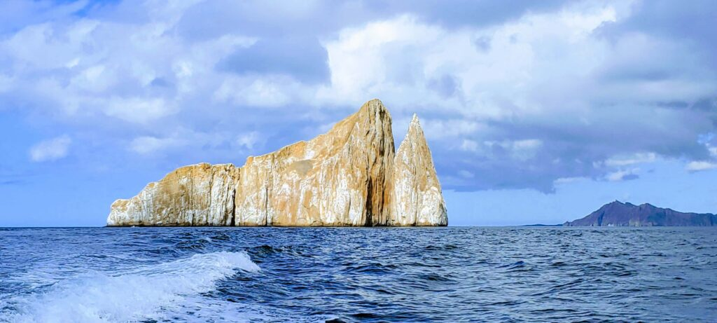 Galapagos Kicker Rock can be on a budget