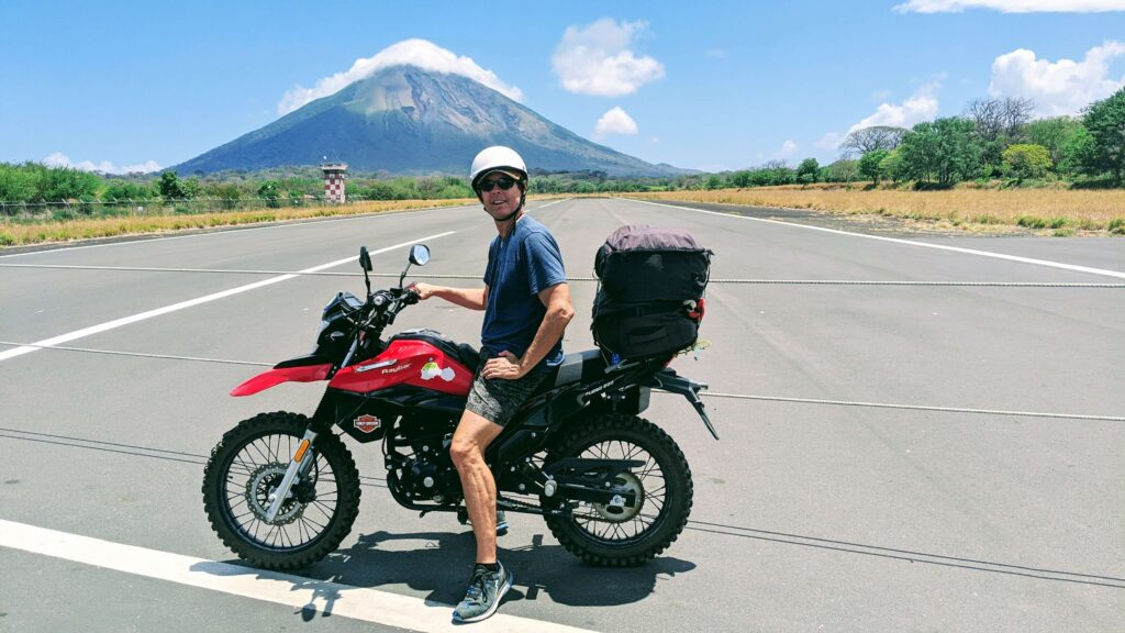 Getting around affordable paradise on Ometepe