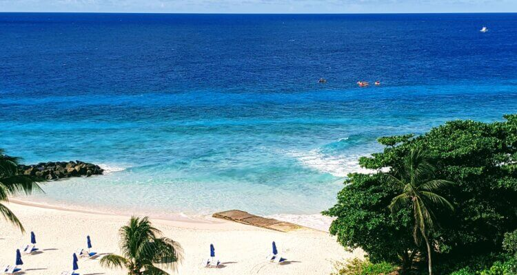 Getting to Barbados during COVID