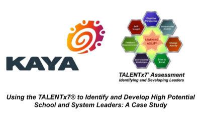 The TALENTx7 & Kaya Case Study