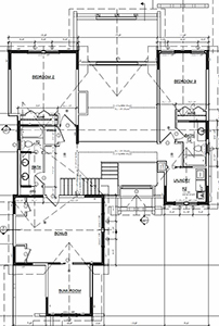 New Construction 3 Second Floor Layout
