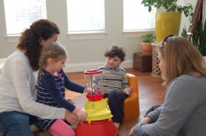 Capable Kids and Families Home Visit