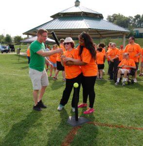 Community Integration Softball