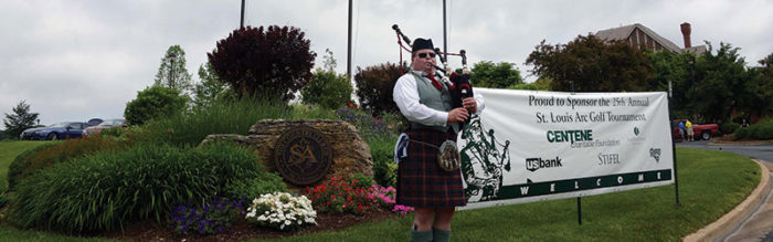 Arc Golf Tournament Opening
