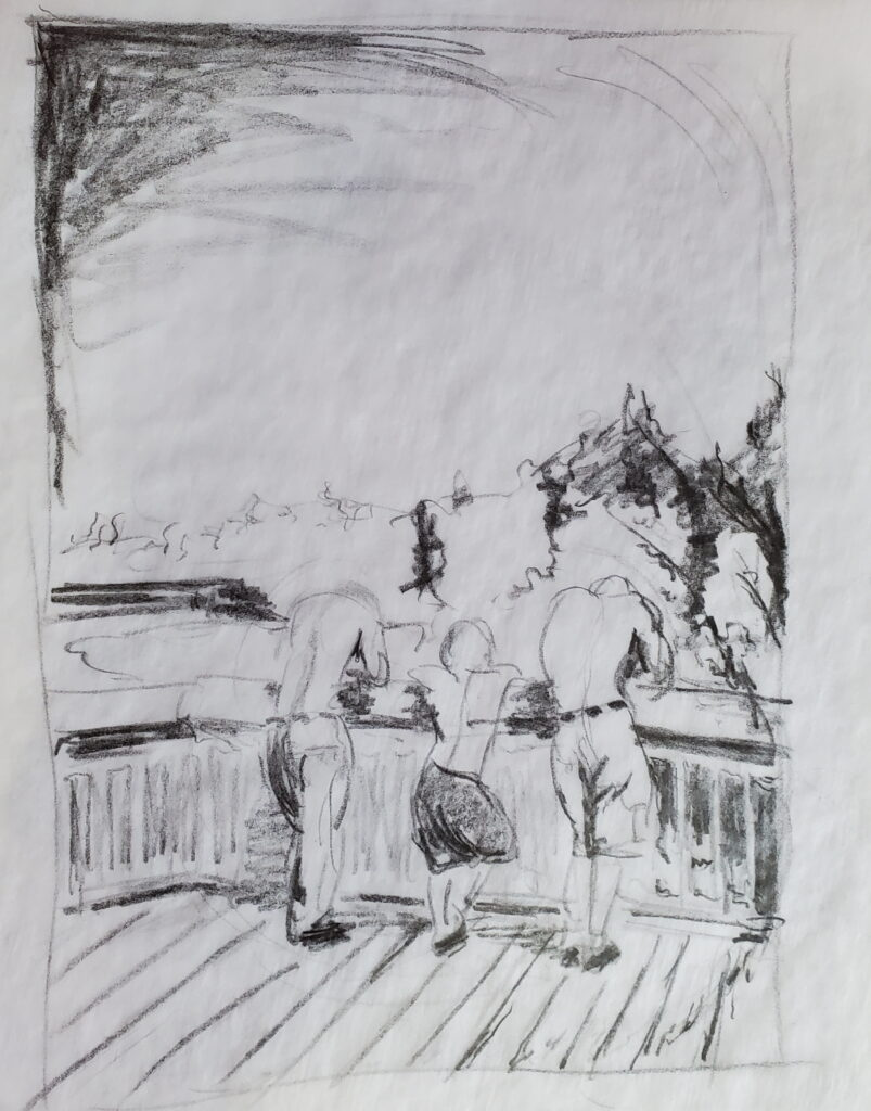 Value sketch john huisman