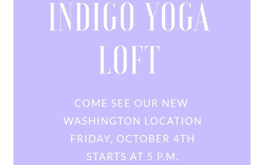 Doors open in Washington Friday at 5PM