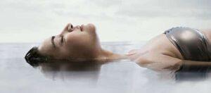 Lady Floating