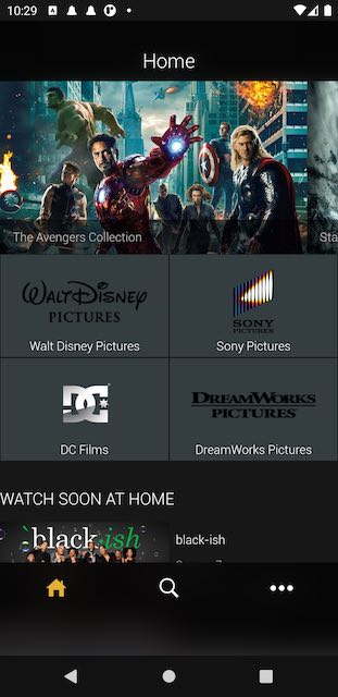 Android films series
