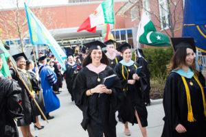 North Park Graduation
