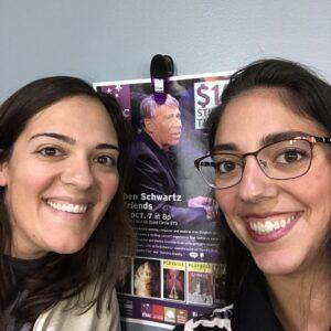 Stephen Schwartz Sister Selfie