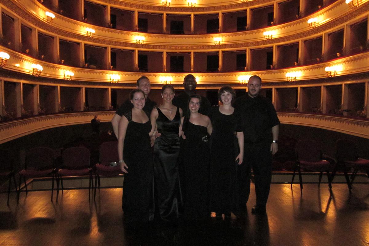 Orvieto Musica Italy