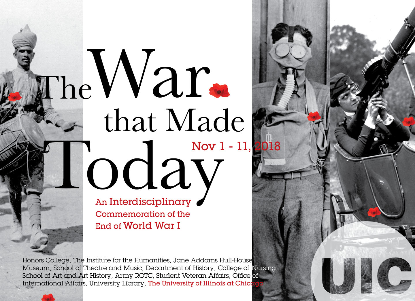 The war that made today UIC performance