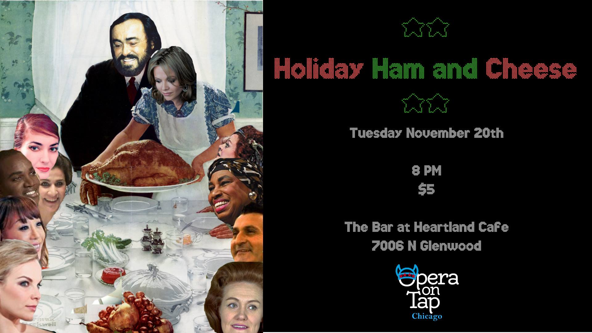 opera on tap chicago holiday