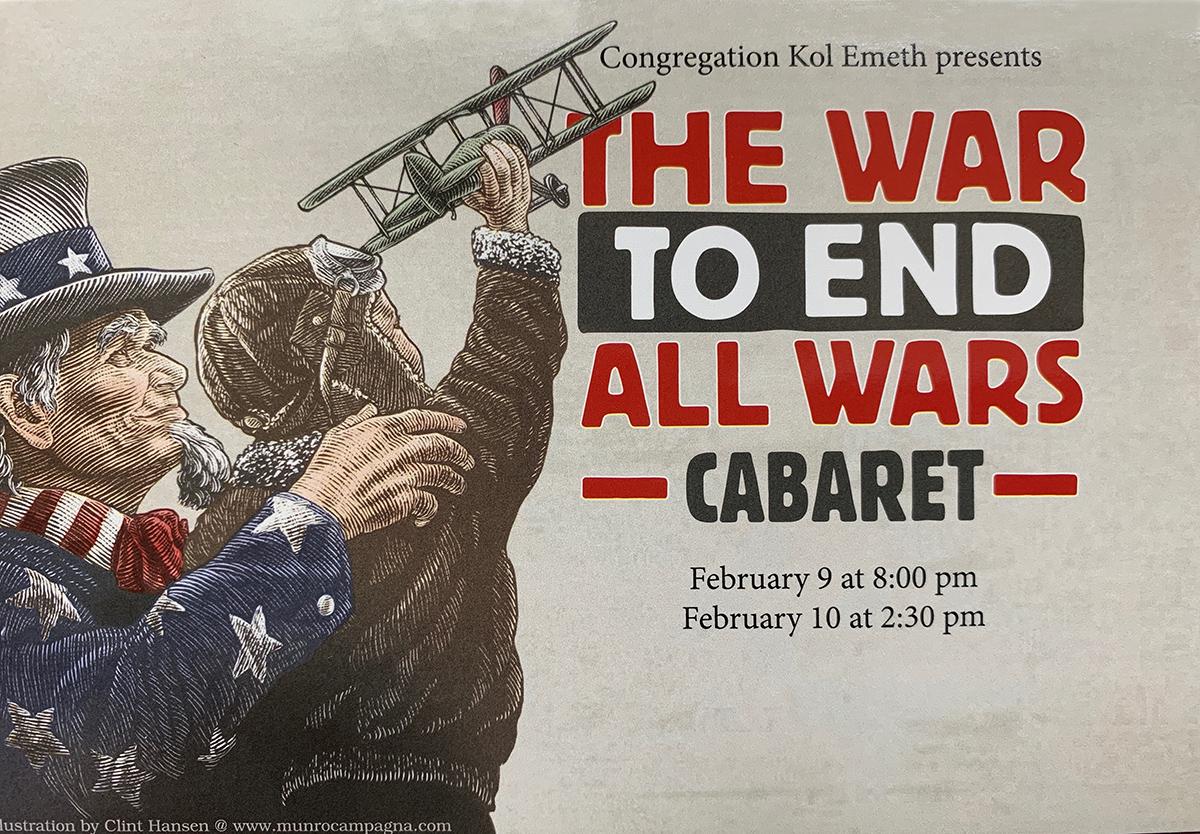 world war 1 cabaret