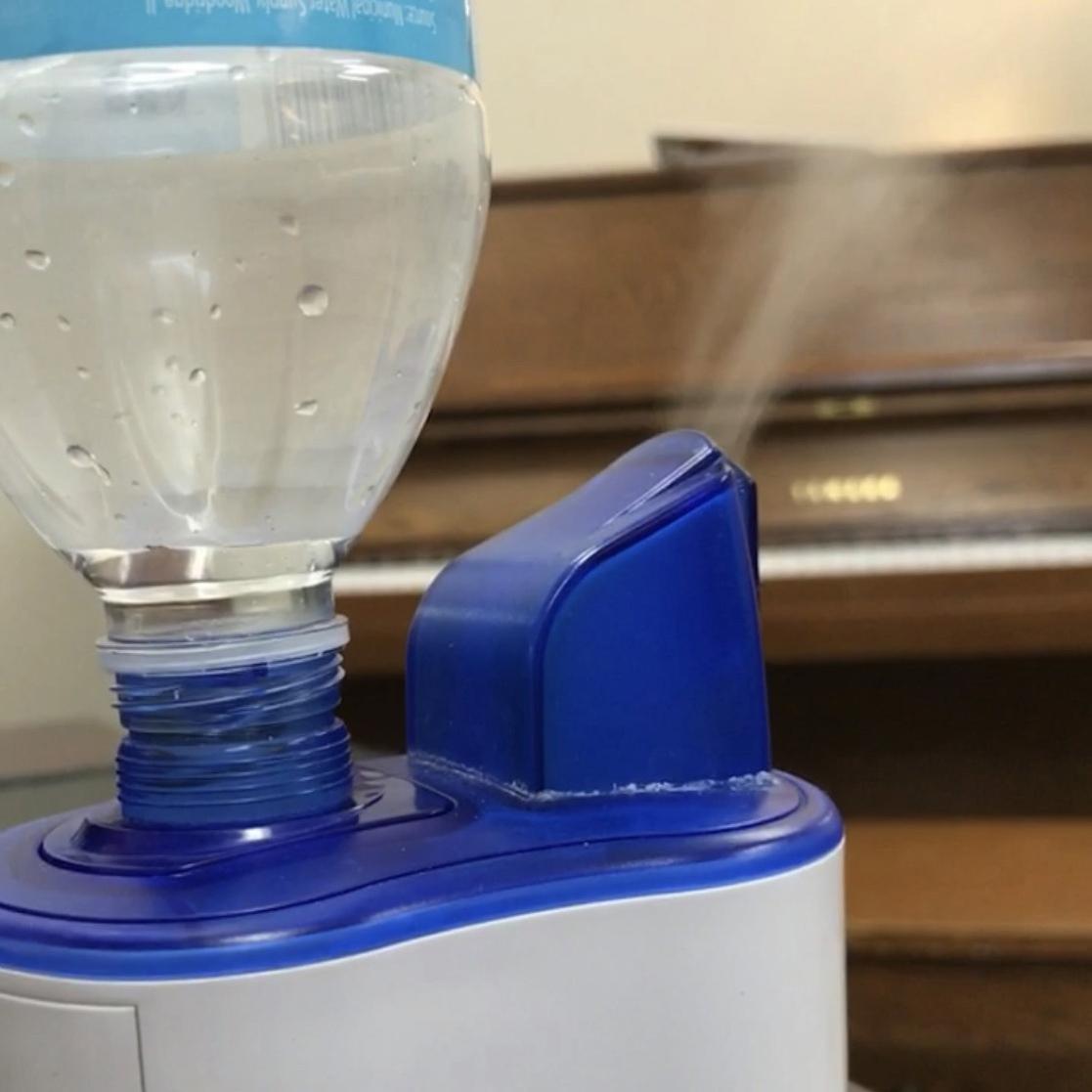 winter healthy humidity humidifier piano