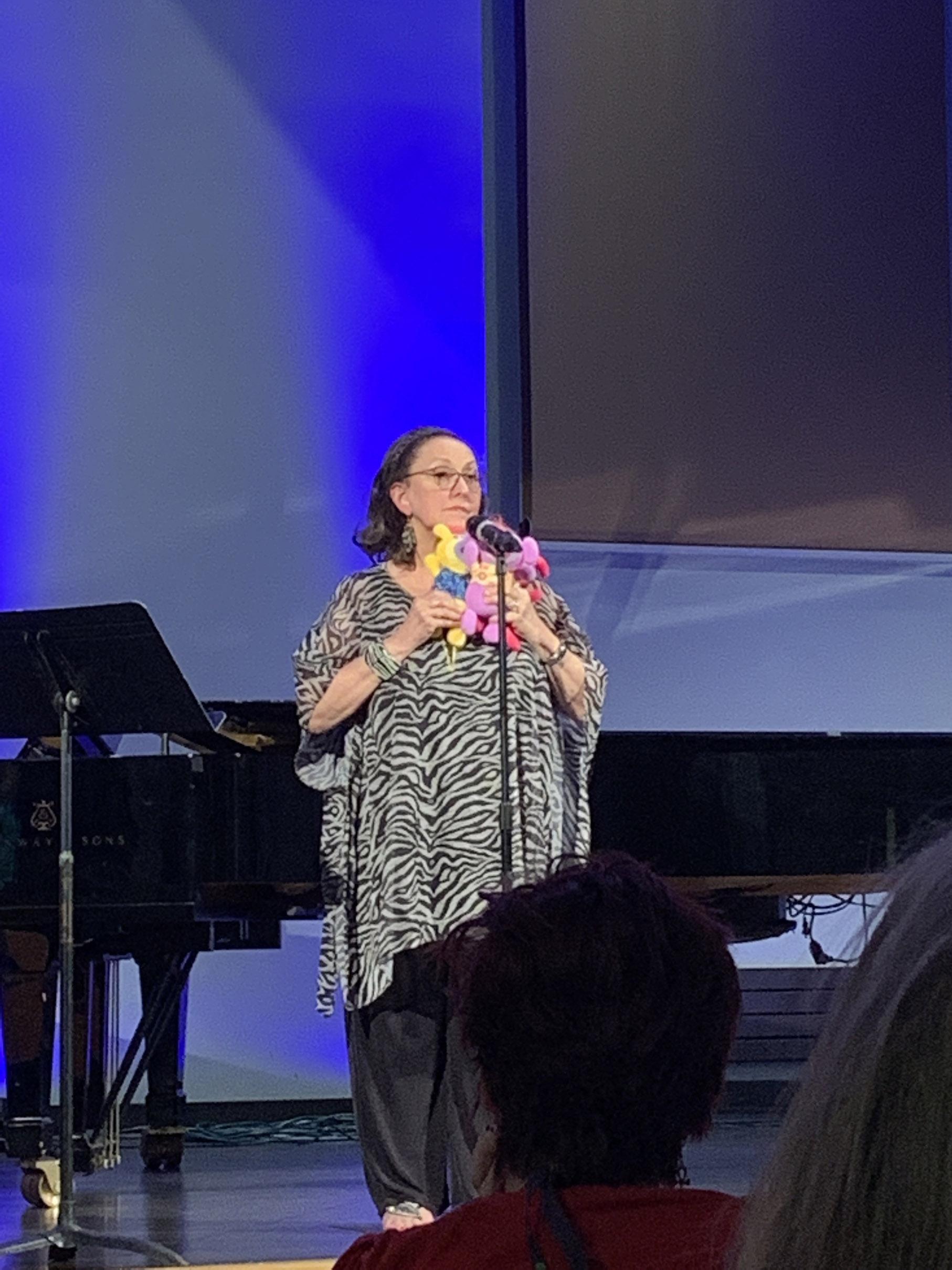 jeanie lovetri somatic voicework institute karaoke