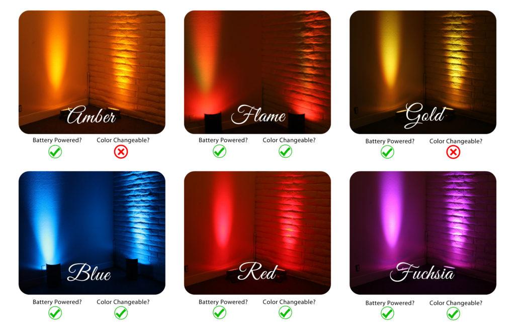 UL color choices