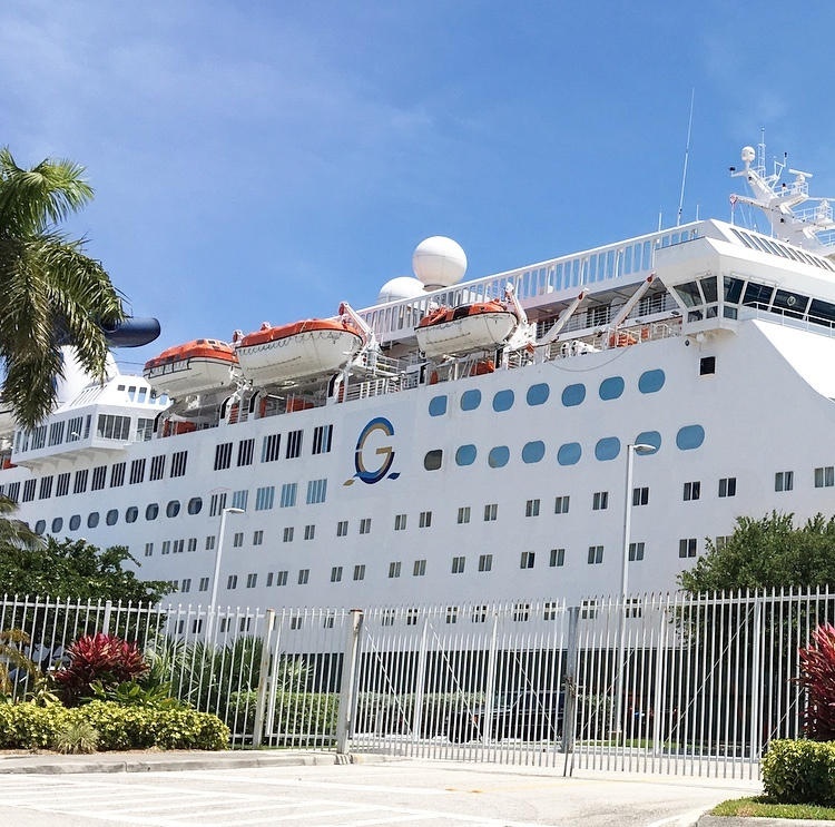 A Weekend Cruise To The Bahamas
