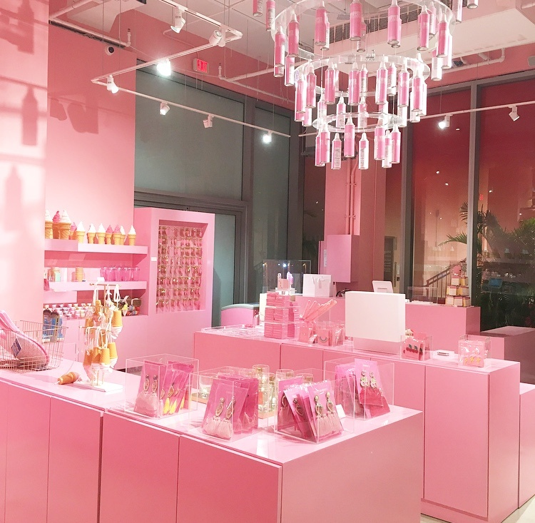 Museum of Ice Cream Gift Shop