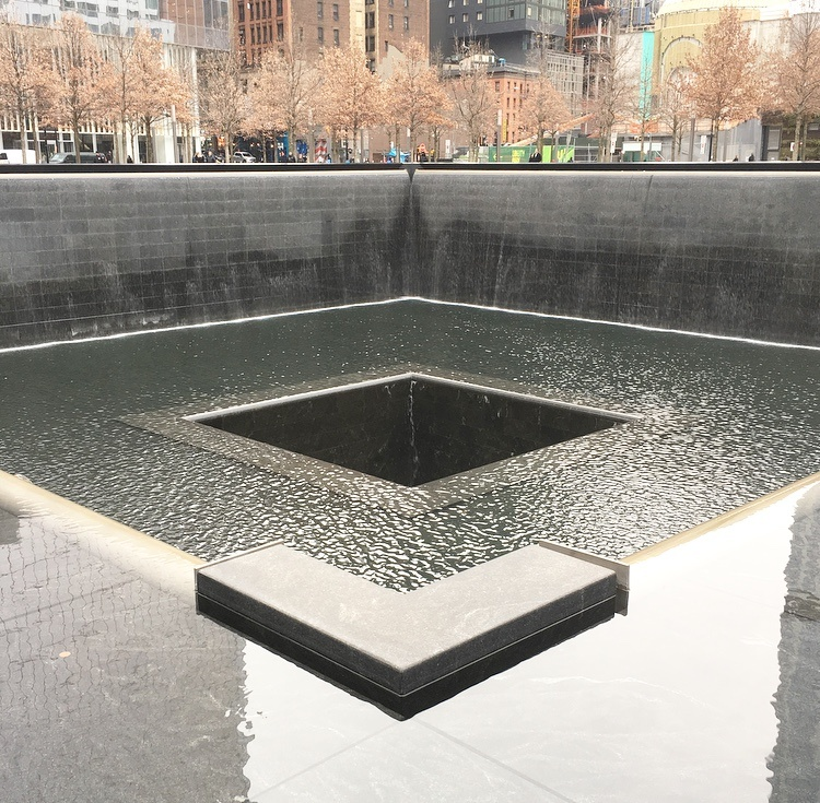 Visiting The 9/11 Memorial and Museum South Pool