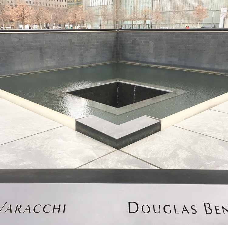 Visiting The 9/11 Memorial and Museum North Pool