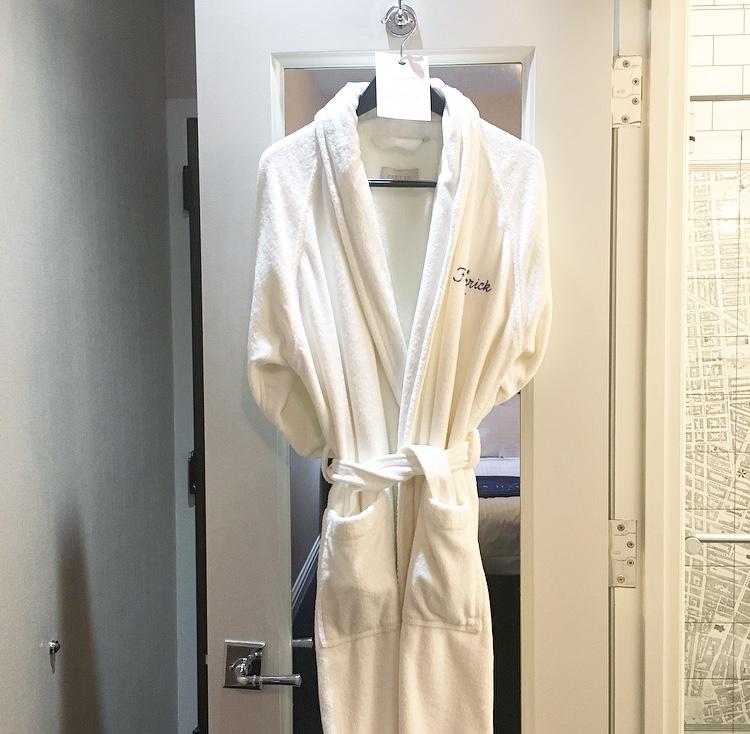 The Frederick Hotel Robe