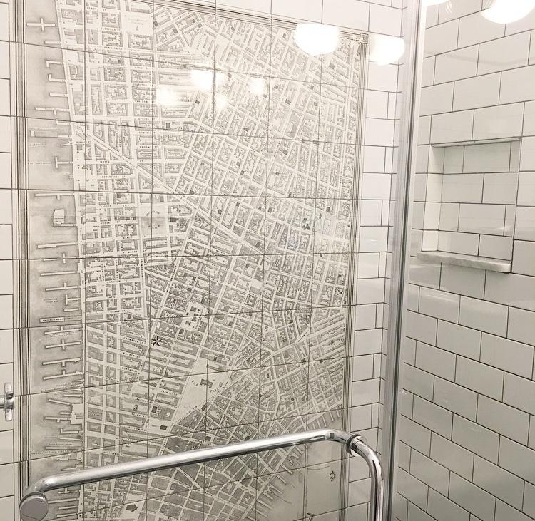 Superior Single Suite Shower