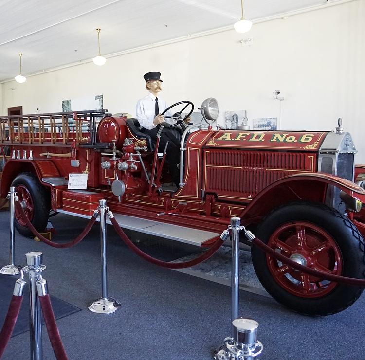 Fire Station No. 6