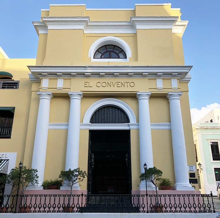 Staying At The Hotel El Convento