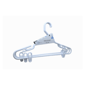 Mainstays White Swivel Suit Plastic Hanger