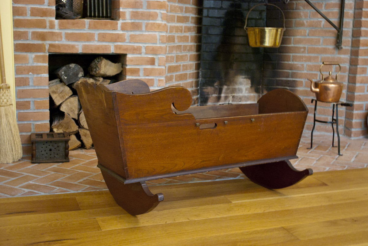 cradle at the hearth