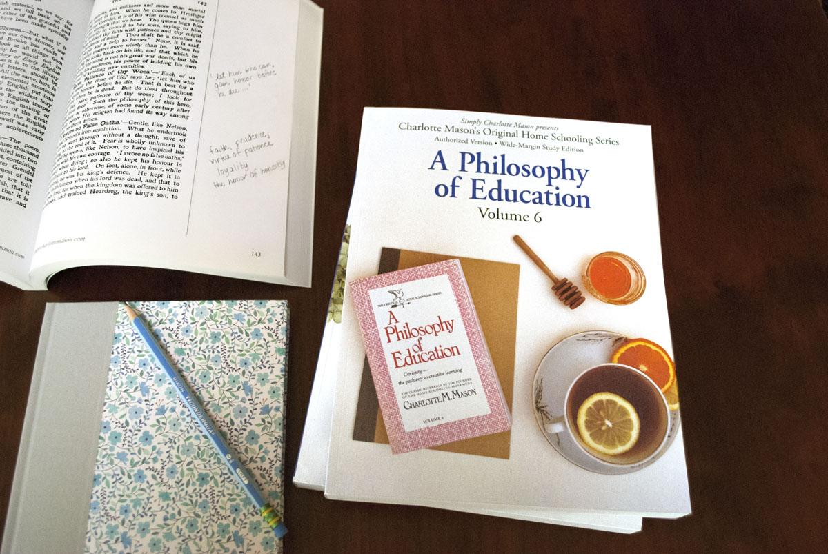 The Original Home Schooling Series: Study Edition