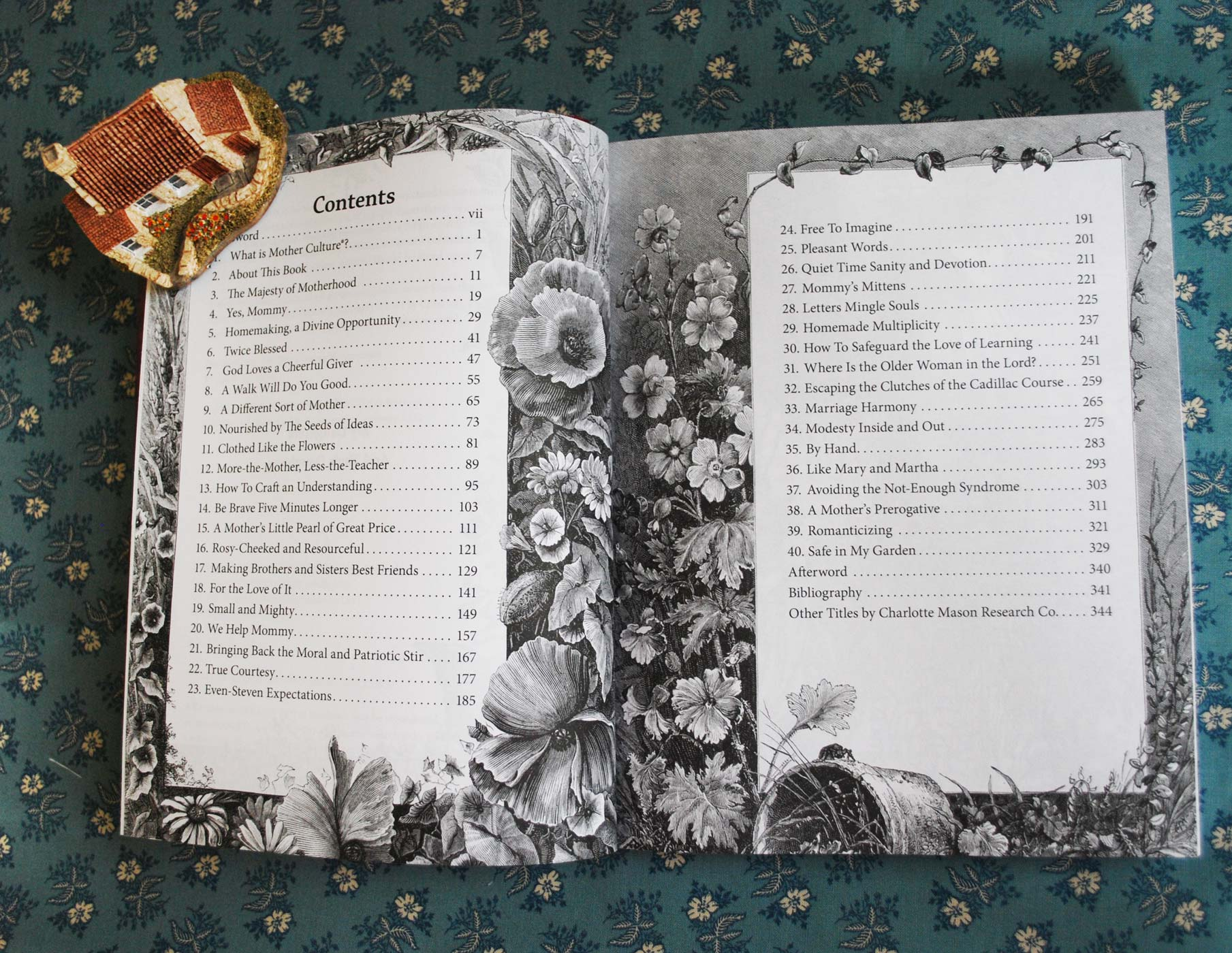 mother culture book karen andreola table of contents