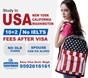 How to apply for the US Visa to study in the USA