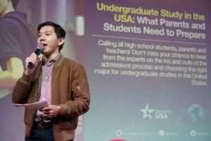 Preparation of Undergraduate Study in the USA