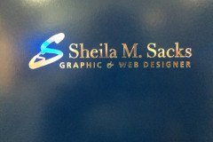 I want to thank sheila Sacks for our wonderful website!