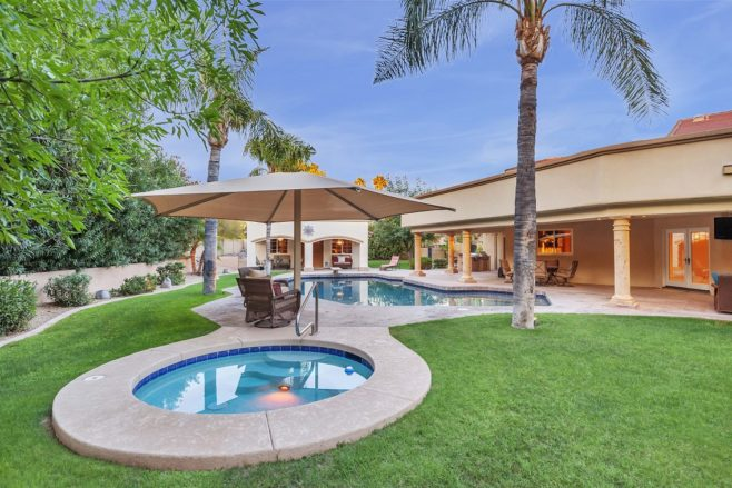 Remodeled Family Compound - The Ultimate In Scottsdale Living